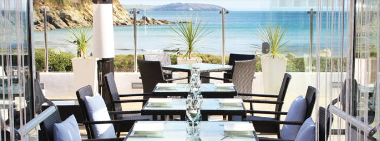 The Cove Restaurant Maenporth